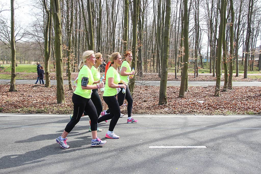 Do you have a healthy body? If so, it makes a great one to run a marathon!