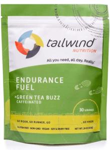 Caffeinated endurance drink.