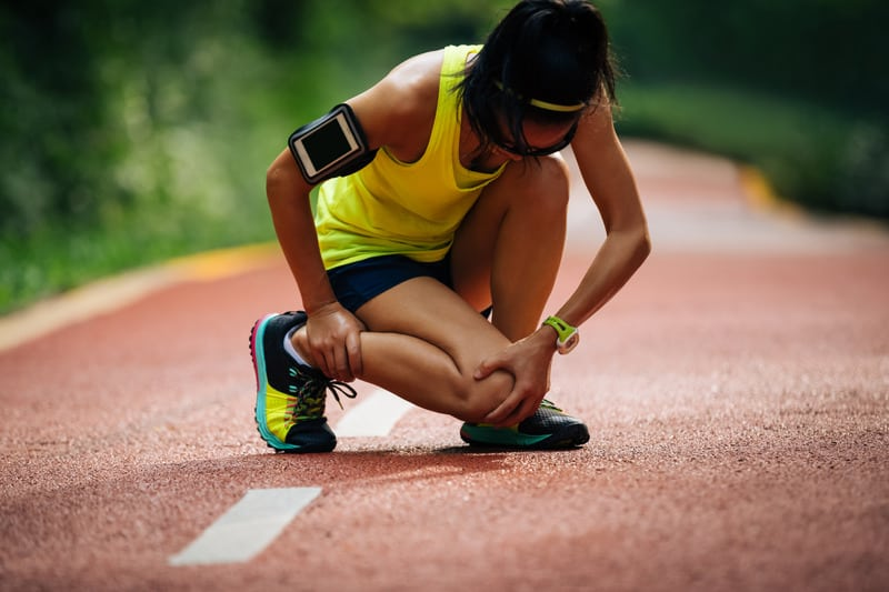 A runner may want to take Advil or Tylenol for pain before running  but it isn't a good idea.