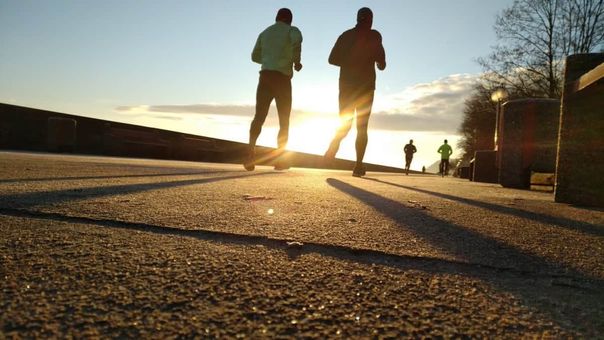 It's important to choose a marathon training plan that works for you.
